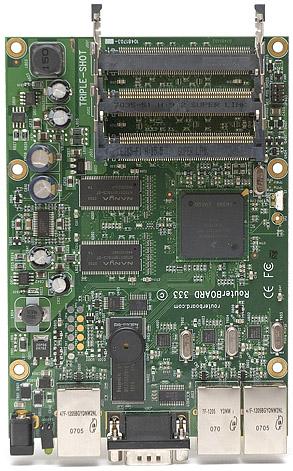 Carte RB333