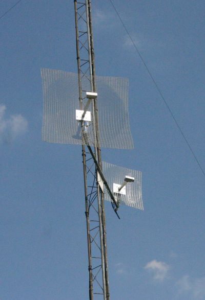Antennes B/G Ã  Gaspern