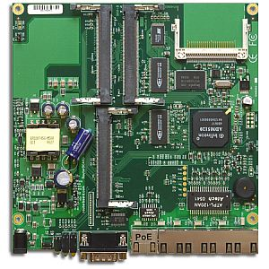 Carte Routerboard RB153