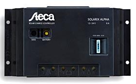 Régulateur Steca Solarix 30A
