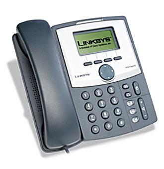 Téléphone Linksys SPA922