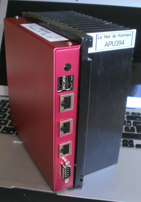 Radiateur APU1C4