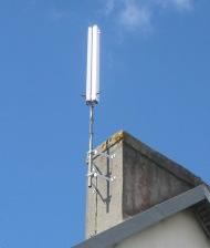 Antennes à fentes